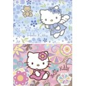 Puzzle Hello Kitty - 2x100 piezas Ravensburger 10 647 9