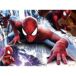 Puzzle The Amazing Spiderman 2, en acción -  100 piezas Ravensburger 10 543 4
