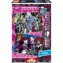 Puzzle Monster High - 2x100 piezas Educa 15629