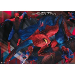 Puzzle The Amazing Spiderman - 125 piezas Ravensburger 09 779 1