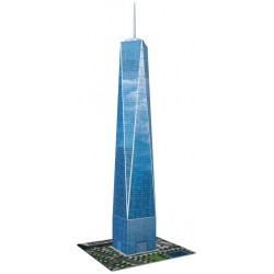 Puzzle One World Trade Center 3D -  216 piezas Ravensburger 125623