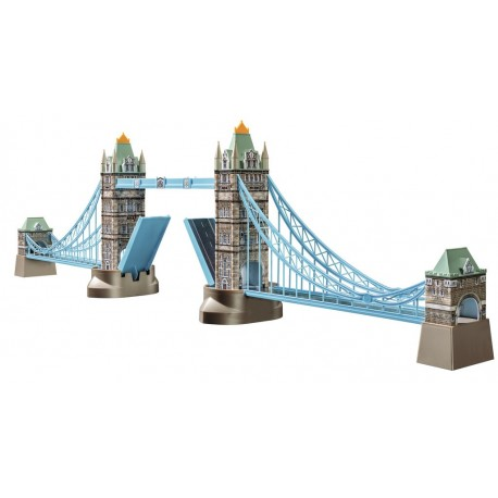 Puzzle Tower Bridge 3D -  216 piezas Ravensburger 125593