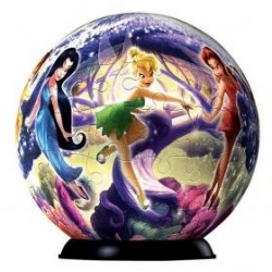 Puzzle Bola Disney Fairies - 96 piezas Ravensburger 113545